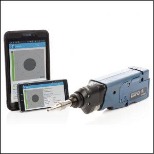 EXFO inspección Bluetooth