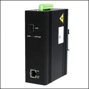 Adilec Transmisor Fibra Óptica Ethernet