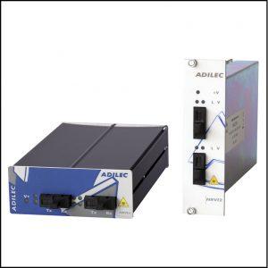 Adilec Transmisor Fibra Óptica NRVI2