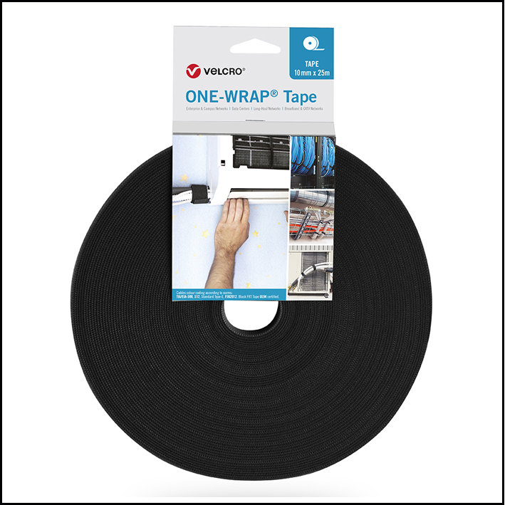 Velcro One Wrap Negro Blister