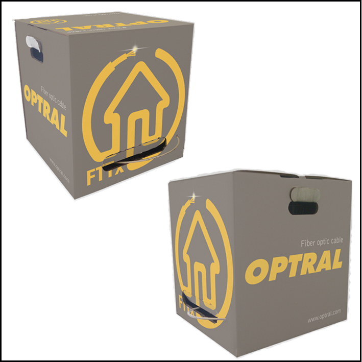 optral cable BOX capsa